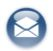 icon of an envelope in a blue circle